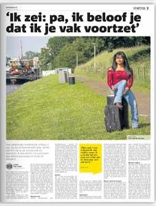 Artikel Metro Nieuws (juni 2019)